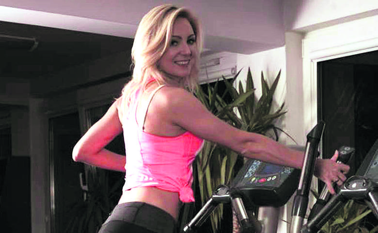 Olga Chaińska, dietetyczka i trenerka podpowiada, jak zadbać o wygląd ciała