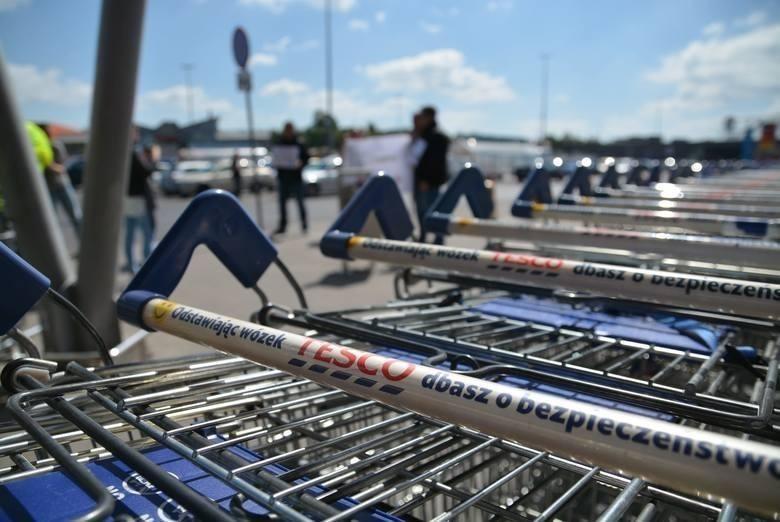 Sieć Tesco zanotowała w ostatnim czasie spore spadki sprzedaży w Polsce