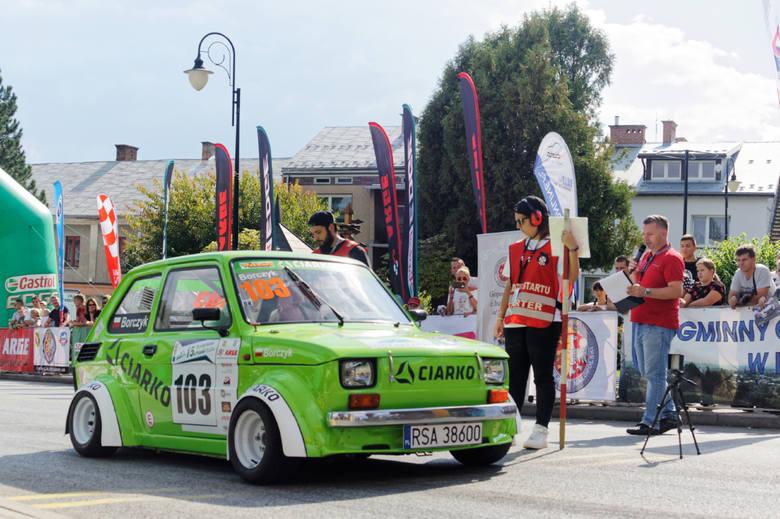 Wyścig Górski Prządki w Korczynie zakończy sezon Górskich Samochodowych Mistrzostw Polski