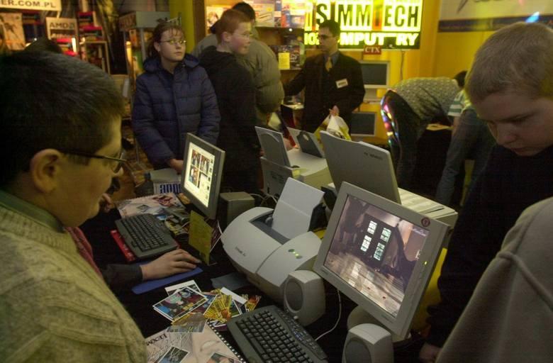 Targi komputerowe w 2002 roku