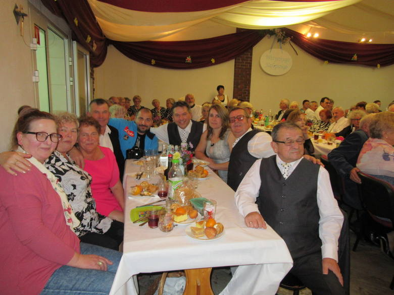 Dzień Seniora w Klubie Ustronie w Skierniewicach