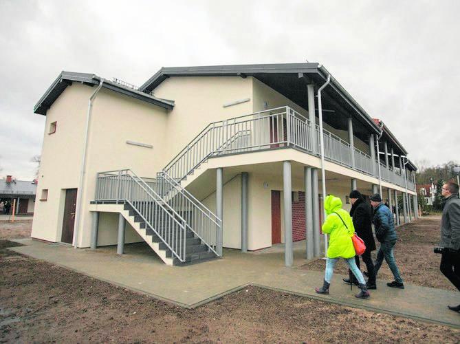 W 2017 roku gmina Słupsk oddała dziewięć mieszkań socjalnych oraz dziewięć komunalnych w Lubuczewie