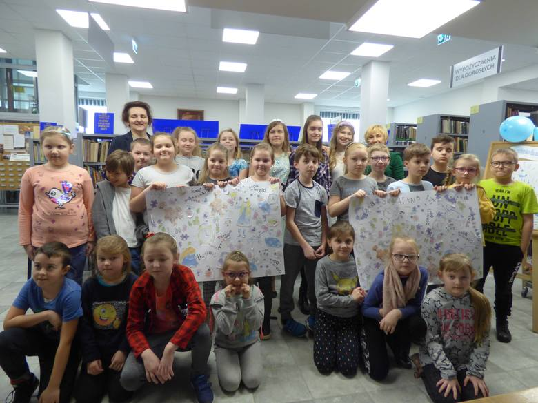 Biblioteka w Opatowie włączyła się w obchody Światowego Dnia Autyzmu! [ZDJĘCIA]