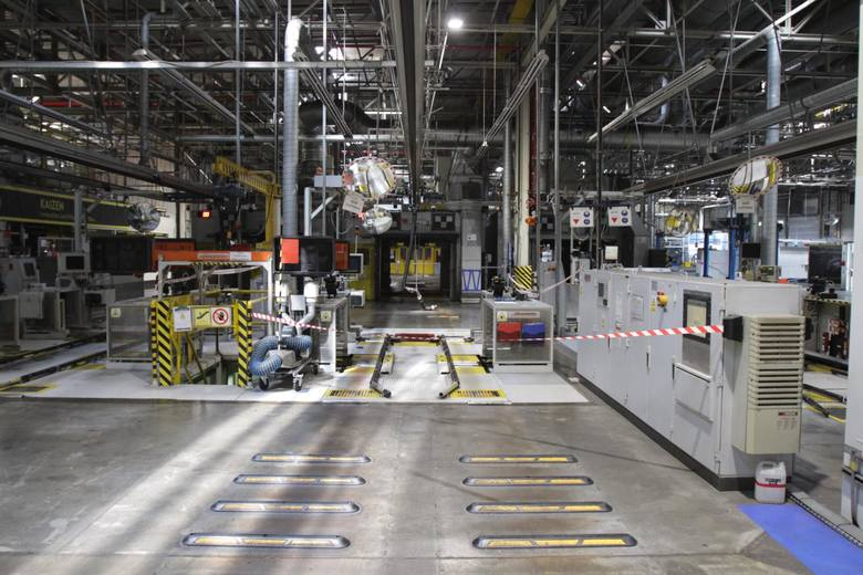 Fabryka Opla w Gliwicach zwalnia pracowników. Przygotowuje program osłonowy.Zobacz kolejne zdjęcia. Przesuwaj zdjęcia w prawo - naciśnij strzałkę lub