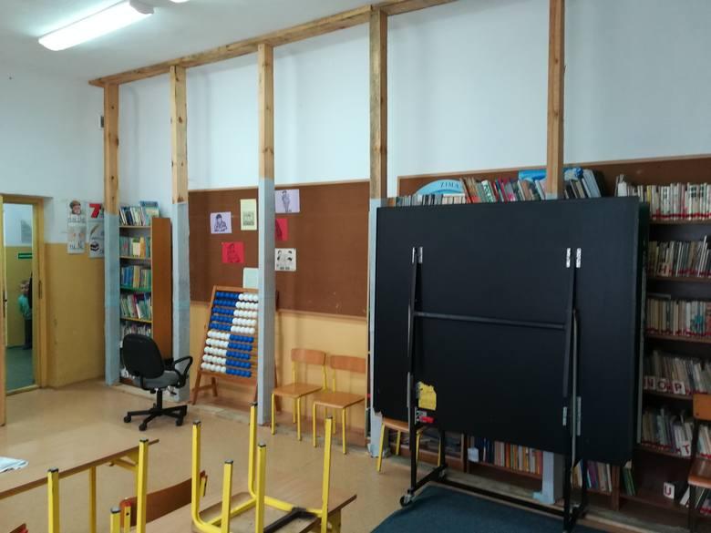 Są sale, ławki, tablice. Tylko dzieci prawie nie ma. Utrzymanie szkoły kosztuje zaś rocznie 700 tys. zł