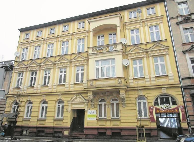 Kamienica przy ul. Chrobrego 22. Właśnie tu mieszkali Julia i Henryk Gorzechowscy.