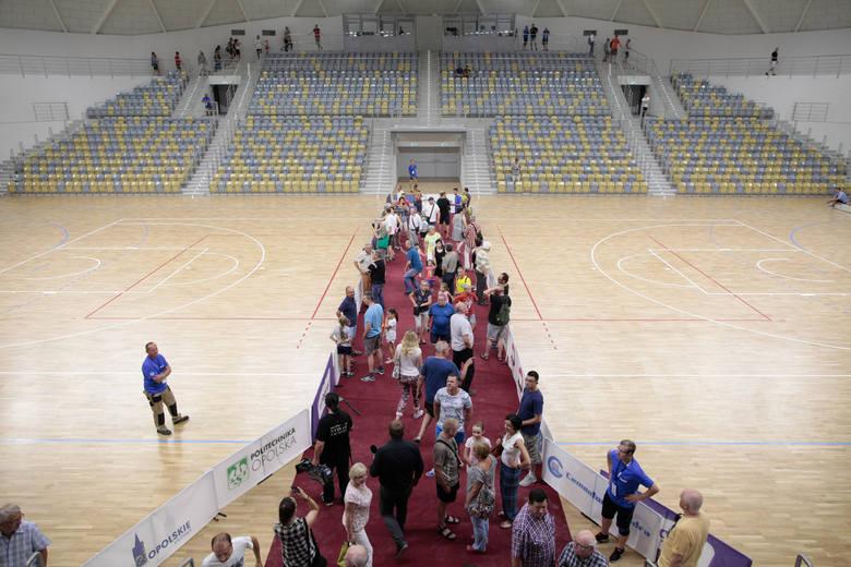 Najczęściej z hali korzystać będą sportowcy.