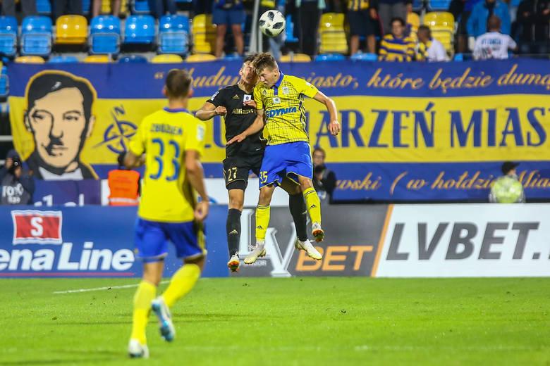 W ubiegłym sezonie Arka Gdynia zremisowała u siebie z Górnikiem Zabrze 1:1. W dzisiejszym meczu żółto-niebiescy chcą zwyciężyć za wszelką cenę.