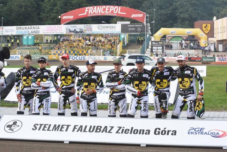 Firma Stelmet znika z nazwy Falubazu Zielona Góra.