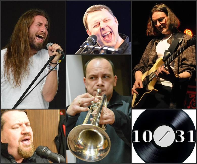 W Project 10/31 biorą udział m.in.: Łukasz Łyczkowski, Jarosław Gil, Jakub Osypiński, Jarosław Adryańczyk, Paweł Lelakowski.