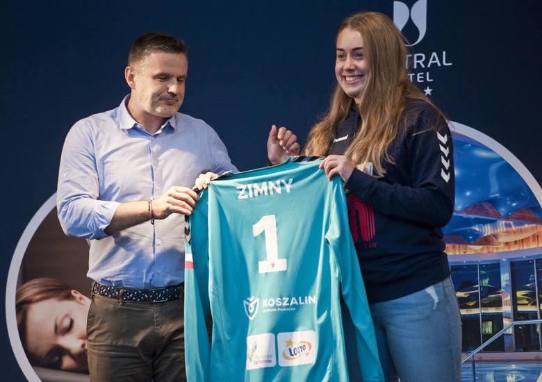 W poniedziałek odbyła się oficjalna prezentacja zespołu Młynów Stoisław Koszalin.