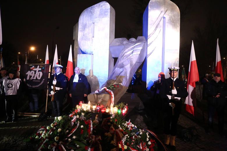 Ofiary Grudnia '70 mają w Gdyni pomniki. Wkrótce dla uczczenia ich pamięci pojawi się także tablica na budynku Ratusza.