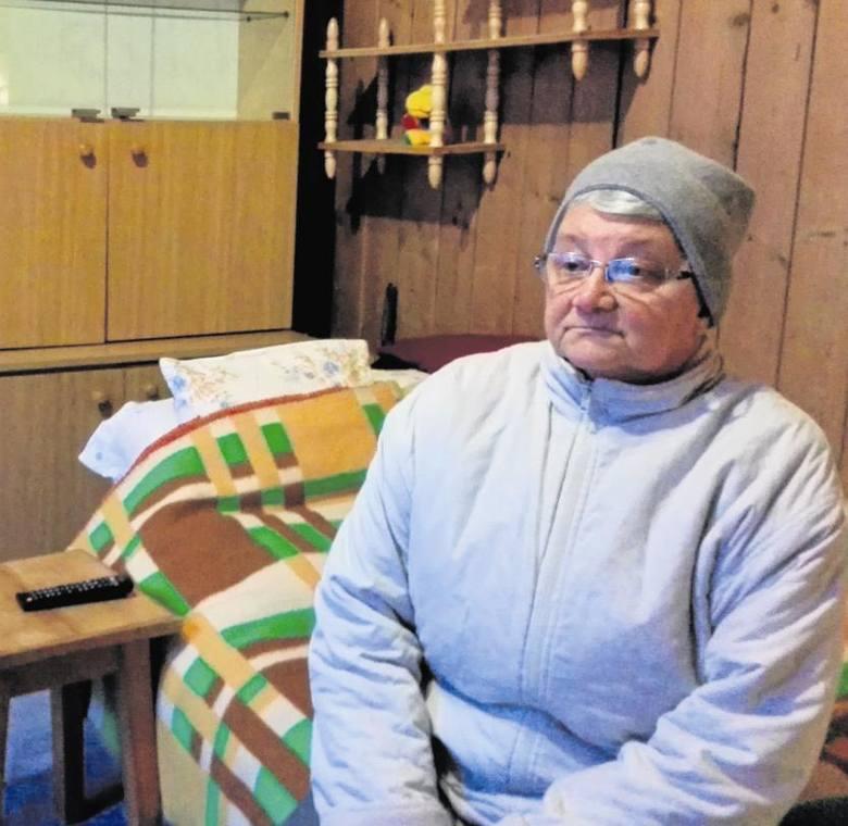 Janina Marek nie chce mieszkać w ruderze, ale ma też wymagania