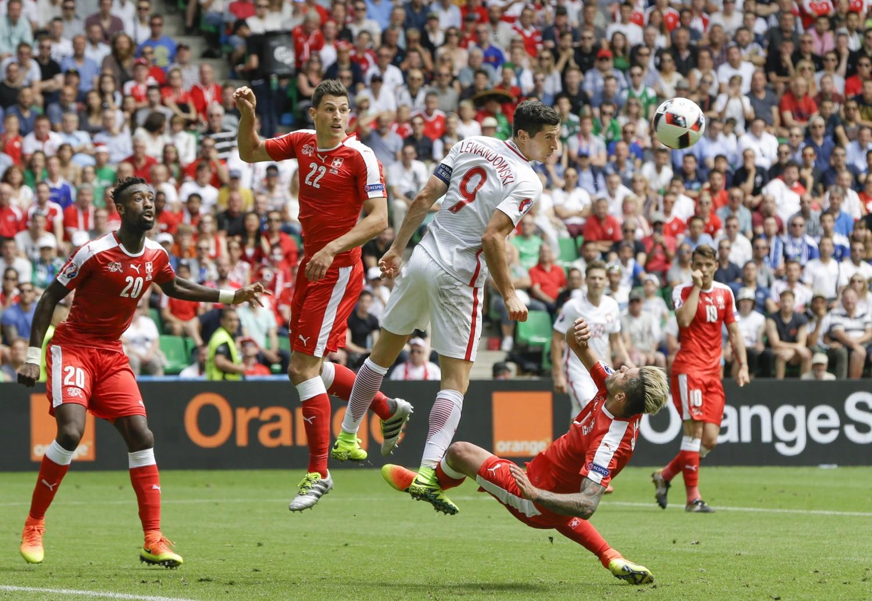 wynik meczu polska szwajcaria