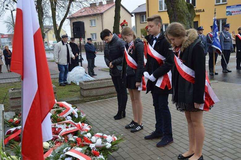 Maków Maz. Obchody święta 11 Listopada w Makowie Mazowieckim, 11.11.2019