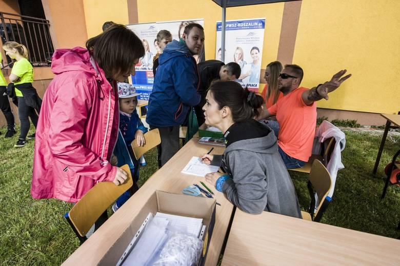 W sobotę PWSZ w Koszalinie - w ramach obchodów 10-lecia - zorganizowała Bieg na orientację - imprezę sportowo–integracyjną skierowaną do miłośników aktywnego