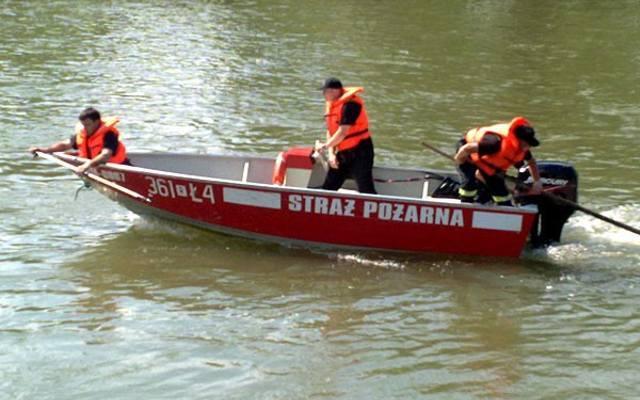 Tragedia. W Jeziorze Tarnobrzeskim prawdopodobnie utonął 22-letni mężczyzna (NOWE FAKTY)