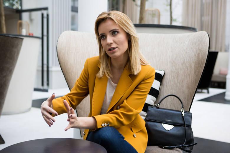 Anna Dec: Chciałam być psychologiem, aktorką lub prezenterką telewizyjną