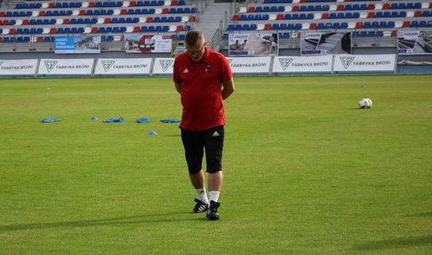 Dariusz Różański w poniedziałek, 13 lipca przestanie pełnić funkcję trenera Broni Radom.