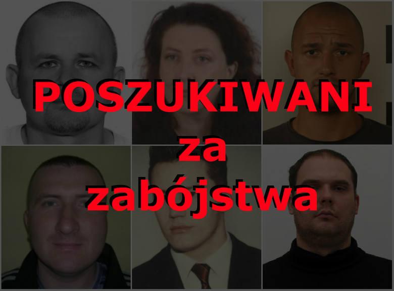Policja w Polsce poszukuje około 25 tysięcy osób, w tym kilkudziesięciu w związku z zabójstwami. Znajdziesz ich w naszej galerii. Może rozpoznasz kogoś