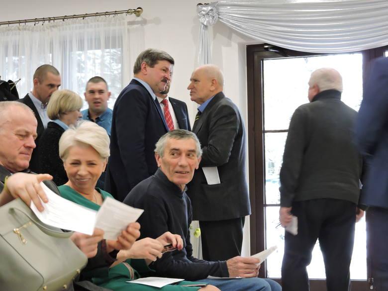 Europoseł Jarosław Kalinowski na spotkaniu rad powiatowych Mazowieckiej Izby Rolniczej w Ostrołęce. O prawdziwych i nieprawdziwych rolnikach