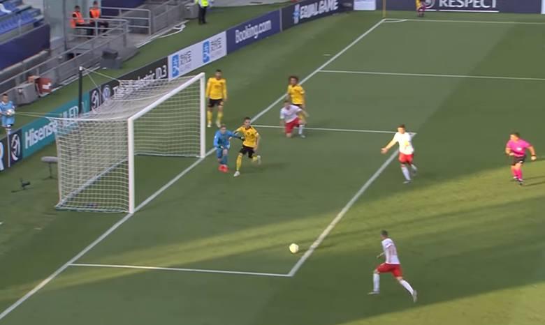 ME U21. Skrót meczu Polska - Belgia 3:2 [WIDEO]