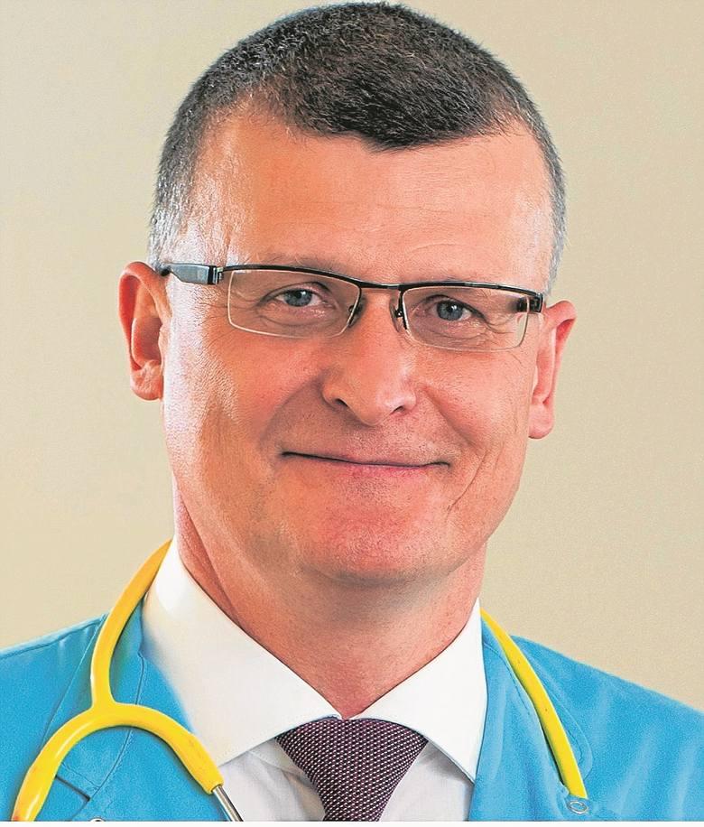 Dr. Grzesiowsk: Ta bakteria może odpowiadać  za 3-4 tysiące zgonów rocznie