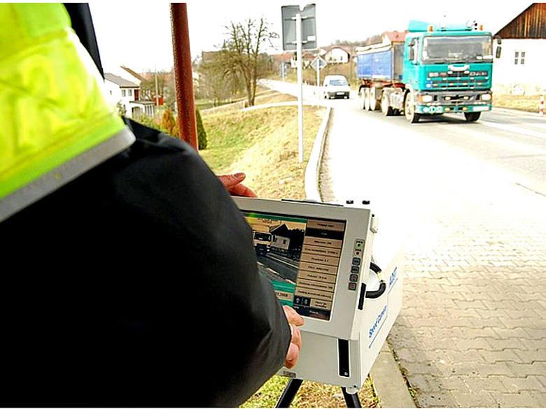 Dziś drogówka prowadzi kaskadowe kontrole prędkości