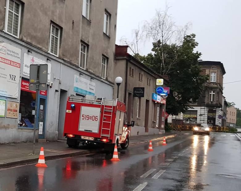 Ponad 100 interwencji strażaków w województwie w sobotę, 20 czerwca