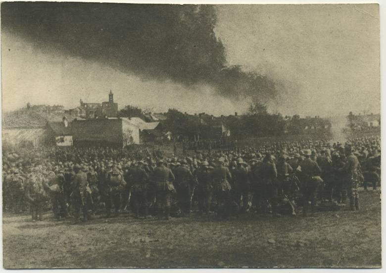 100. rocznica bitwy pod Gorlicami [interaktywny pamiętnik]