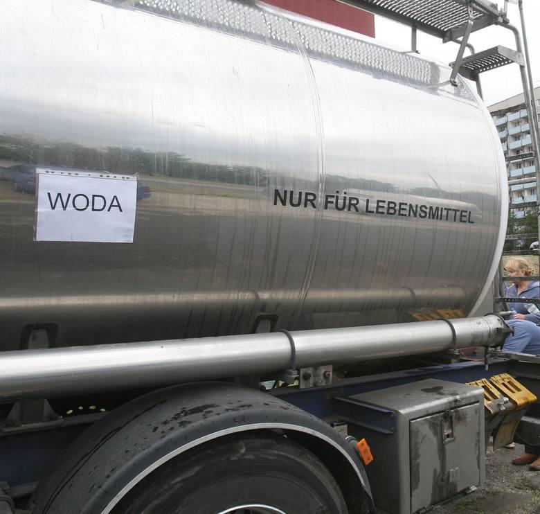 Czy jakość wody w gminie Świdnica już się poprawiła? Zdjęcia ilustracyjne.