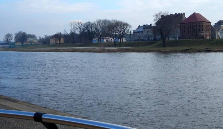 Zawarcie Gorzów rzeka Warta