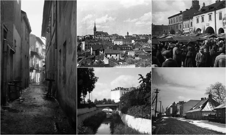 Tak wyglądał Tarnów po I wojnie światowej. Poznajecie te miejsca? [UNIKALNE ZDJĘCIA]