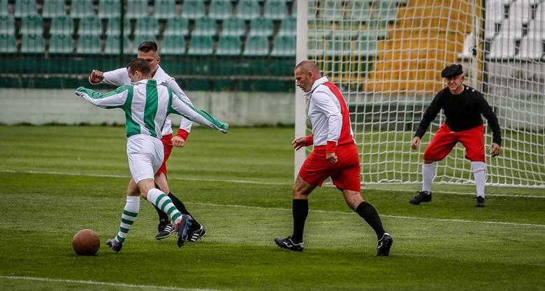 Mecz, który się nie odbył - Lechia Lwów kontra Gedania Gdańsk przy Traugutta