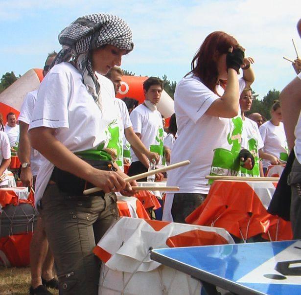 Woodstock 2010: woodstockowicze pobili rekord Guinnessa!