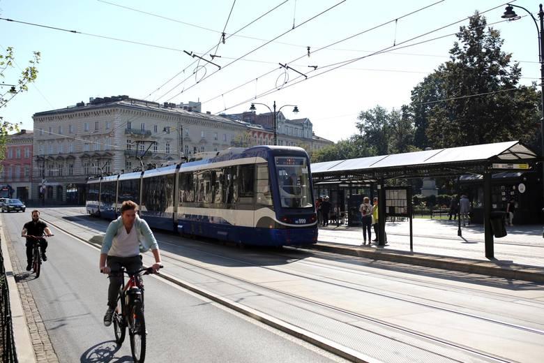 11 Listopada pojawią się zmiany w kursach komunikacji miejskiej w Krakowie