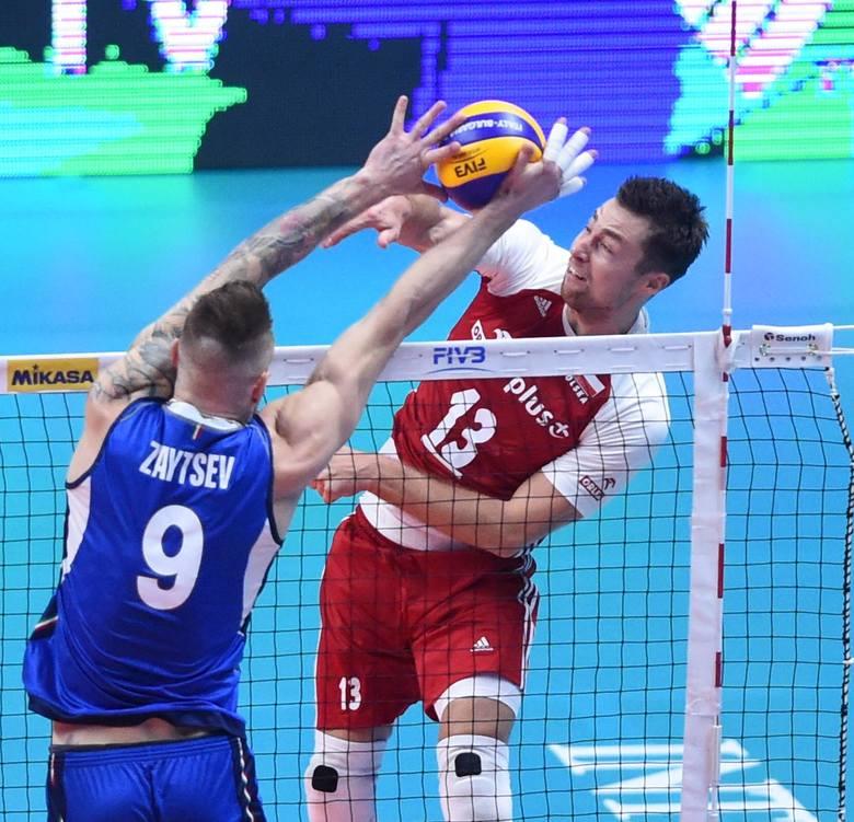 Biało-Czerwoni awansowali do najlepszej czwórki mistrzostw świata.