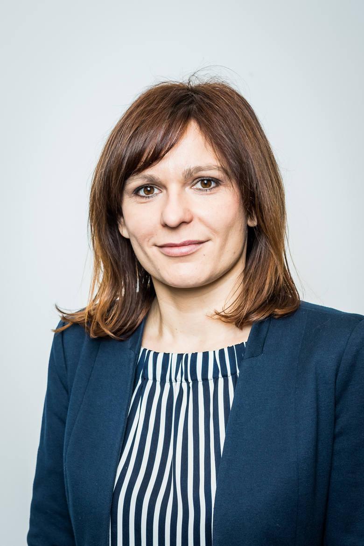 Krystyna Michałek, rzecznik regionalny ZUS województwa kujawsko-pomorskiego.