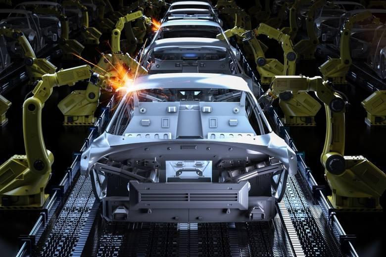 Montownie samochodów osobowych w Unii Europejskiej