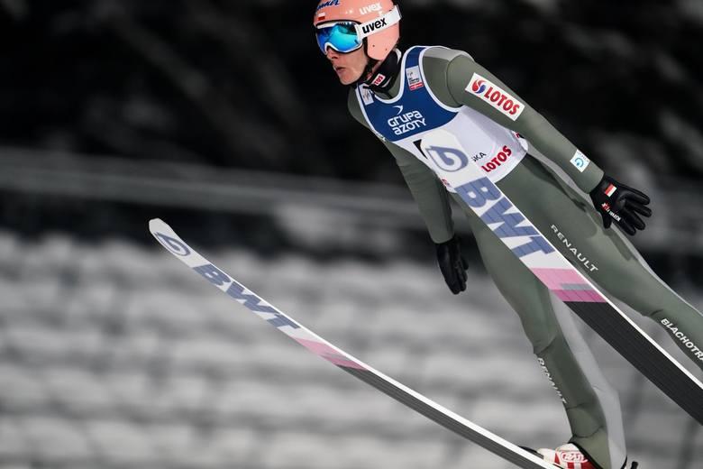 Dawid Kubacki w prologu PŚ w Klingenthal był 3.