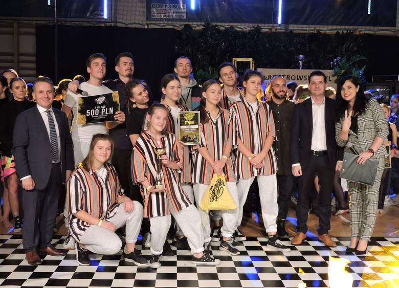 Zawody taneczne Ostrowski Styl odbyły się w hali sportowej MOSiR