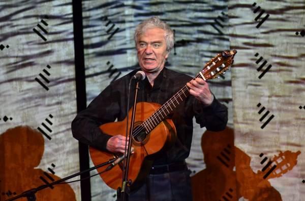Andrzej Lajborek zaprasza na swój recital ballad rosyjskich