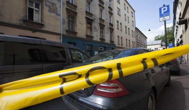 Zbrodnia przy Estery na Kazimierzu