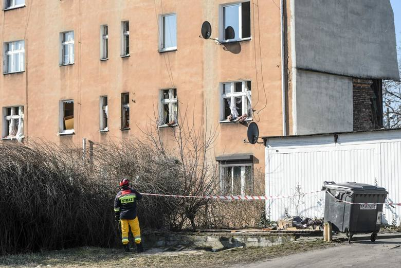 Wskutek eksplozji na Dębcu zginęły 4 osoby