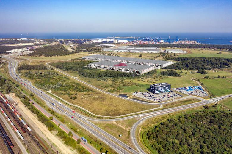 Firma 7R zbuduje ponad 120 tys. m kw. magazynów w pobliżu terminalu DCT