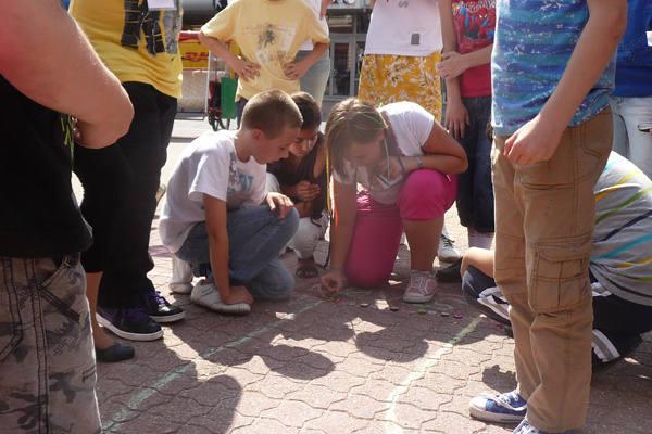 - W zawodach udział wzięła ponad setka dzieci z całej Łodzi.