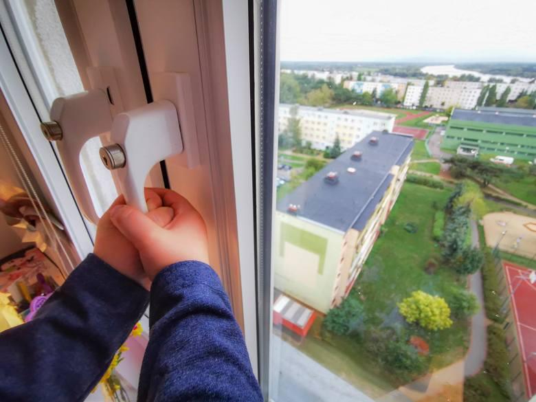 4-letni Oluś, który wypadł z 11. piętra wieżowca w Torunia, to szczęściarz - mówią lekarze. Chłopczyk opuścił już oddział intensywnej terapii i jest