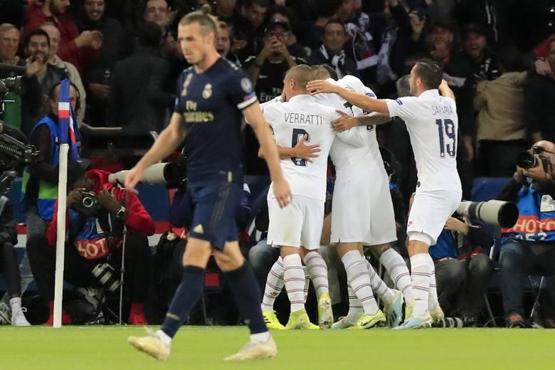 PSG - Real 3:0