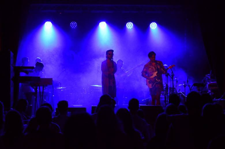 W piątek wieczorem w Teatrze Variete Muza królowały funkowe rytmy. W ramach trwającego w Koszalinie Akant Good Vibe Festivalu zagrali tu P.Unity oraz