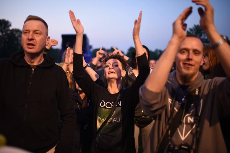 Wieki koncert na Muchowcu odbył się z okazji Juwenaliów w Katowicach